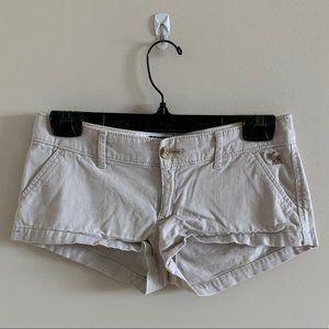 💚5 for 20$💚 Abercrombie Kids Khaki Shorts